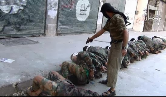 داعش هي اختصار الدولة الإسلاميةفي